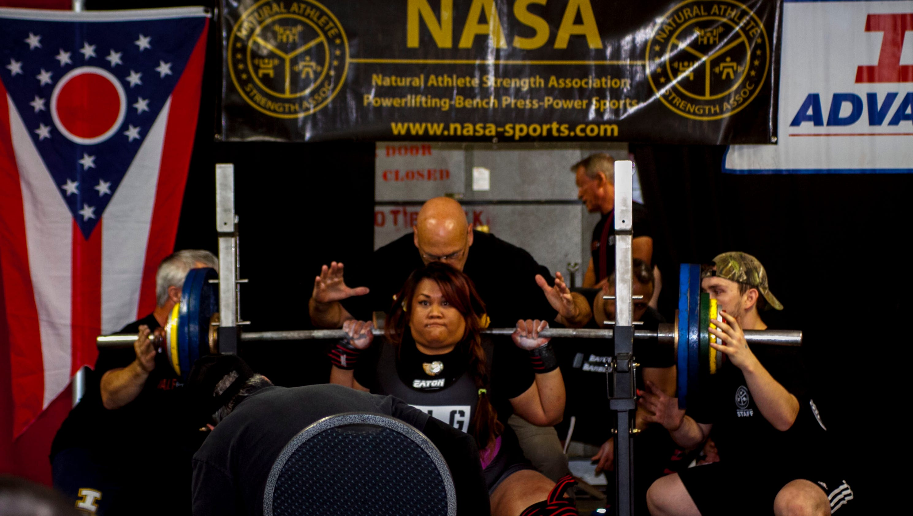 Siguenza shatters weightlifting records in 'powerlifting mecca' - Pacific Daily News