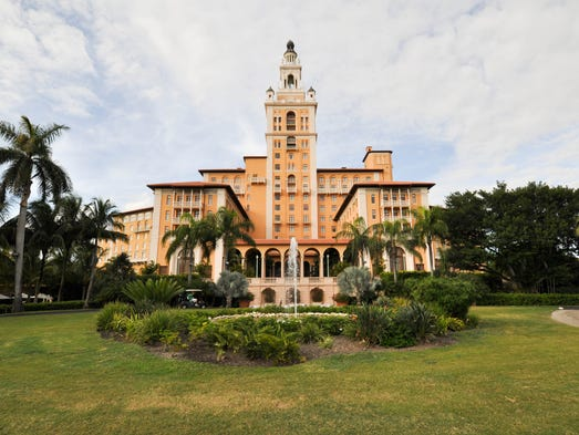 "These hotels allegedly have observable poltergeist activity – so prepare for some chills and thrills on your next overnight stay. The Biltmore Coral Gables, Miami: Originally opened as a playground for the rich in 1926, the Biltmore Coral Gables is not only luxurious and elegant, but is also believed to be quite haunted. The 13th floor served as a speakeasy during Prohibition, when the hotel saw its first premature death: Gangster Thomas ""Fatty"" Walsh was shot and killed at a crowded party. Years later, the U.S. government bought the hotel and converted it into a hospital for World War II soldiers. After being abandoned for several decades, the Biltmore re-opened in the 1980s as a hotel, and ever since then guests have experienced unexplained noises and visions."
