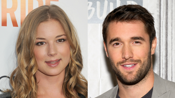 josh and emily from revenge dating