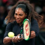 Serena Williams set for 1st-round match at Indian Wells