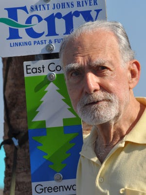 Herb Hiller, who consults with the East Coast Greenway Alliance and lives in DeLand, says Titusville will become a hub for trails activity.