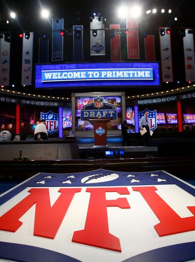 The NFL draft is April 20-May 2 in Chicago, but it's never too early to start taking a look at how things could play out in the first round.