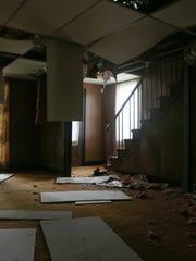 A look inside 14 Jackson Street in Holley.