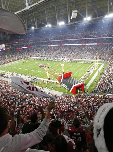 Arizona Cardinals fans are evidently the biggest bandwagon fans in the NFL, at least according to a study from Emory University. Who joins the Cardinals on the list? Take a look at the Top 10. (Go to slide No. 12 for Emory's 'NFL Social Media Equity Rankings.')