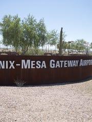 Phoenix-Mesa Gateway Airport.
