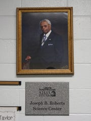 The science lab at Burt School is named after Joseph