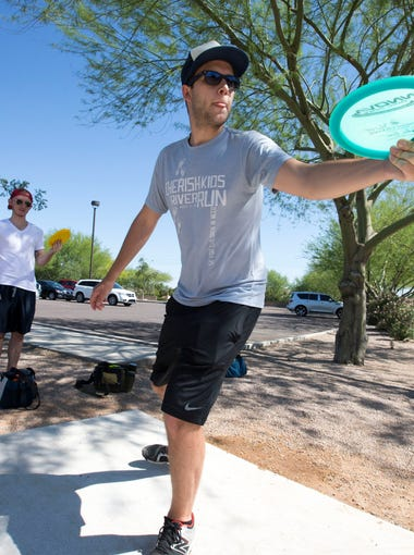 Disc golf is growing in popularity. The Phoenix area is home to  numerous disc golf courses. Here are a few in the East Valley..