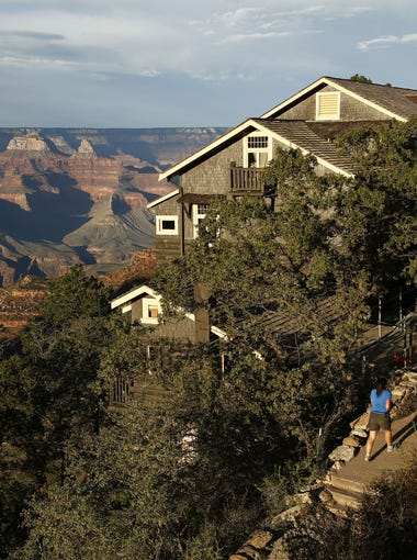 Perched on the edge of the South Rim, historic Kolb Studio pressents a different and dramatic way to photograph the Grand Canyon.