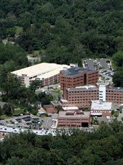 Phelps Memorial Hospital in Sleepy Hollow