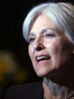 Green party presidential candidate Jill Stein has framed her recount campaign as an effort to explore whether voting machines and systems had been hacked and the election result manipulated. Stein's lawyers, however, have offered no evidence of hacking in Pennsylvania's election.