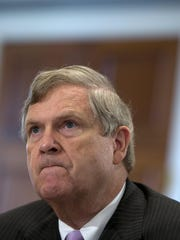 Dairy Management Inc. executive Tom Vilsack won $150,000 in Iowa's Powerball lottery. He was U.S. Agriculture Secretary under President Barack Obama.