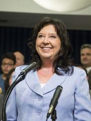 The staff of Secretary of State Michele Reagan's staff
