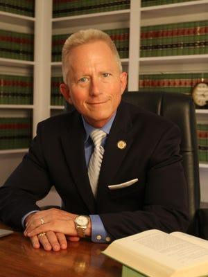 New Jersey state Sen. Jeff Van Drew