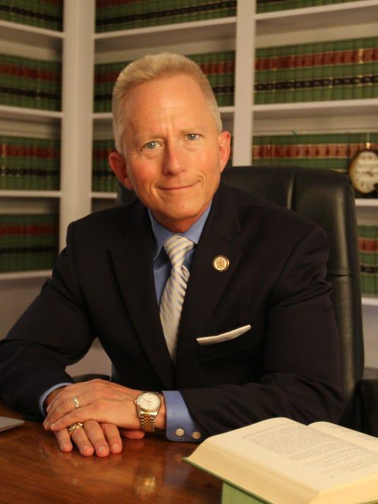 N.J. state Sen. Jeff Van Drew