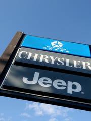 Chrysler Reports 16 Percent Sales Jump In November