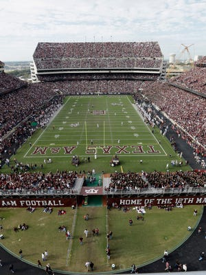 Texas A&M will play host to Northwestern State on Thursday night.