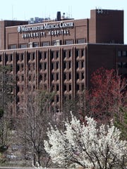 Westchester Medical Center in Valhalla