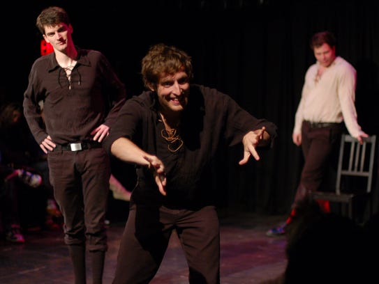 The Improvised Shakespeare Company will take the John