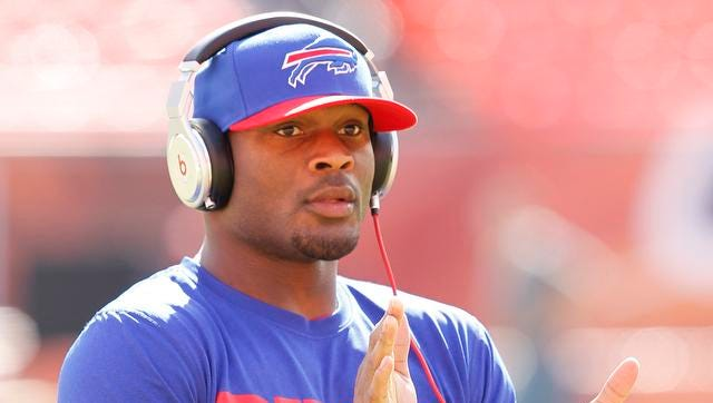 Jairus Byrd has missed the first five games  due to plantar fasciitis. Many questioned if he was really hurt.