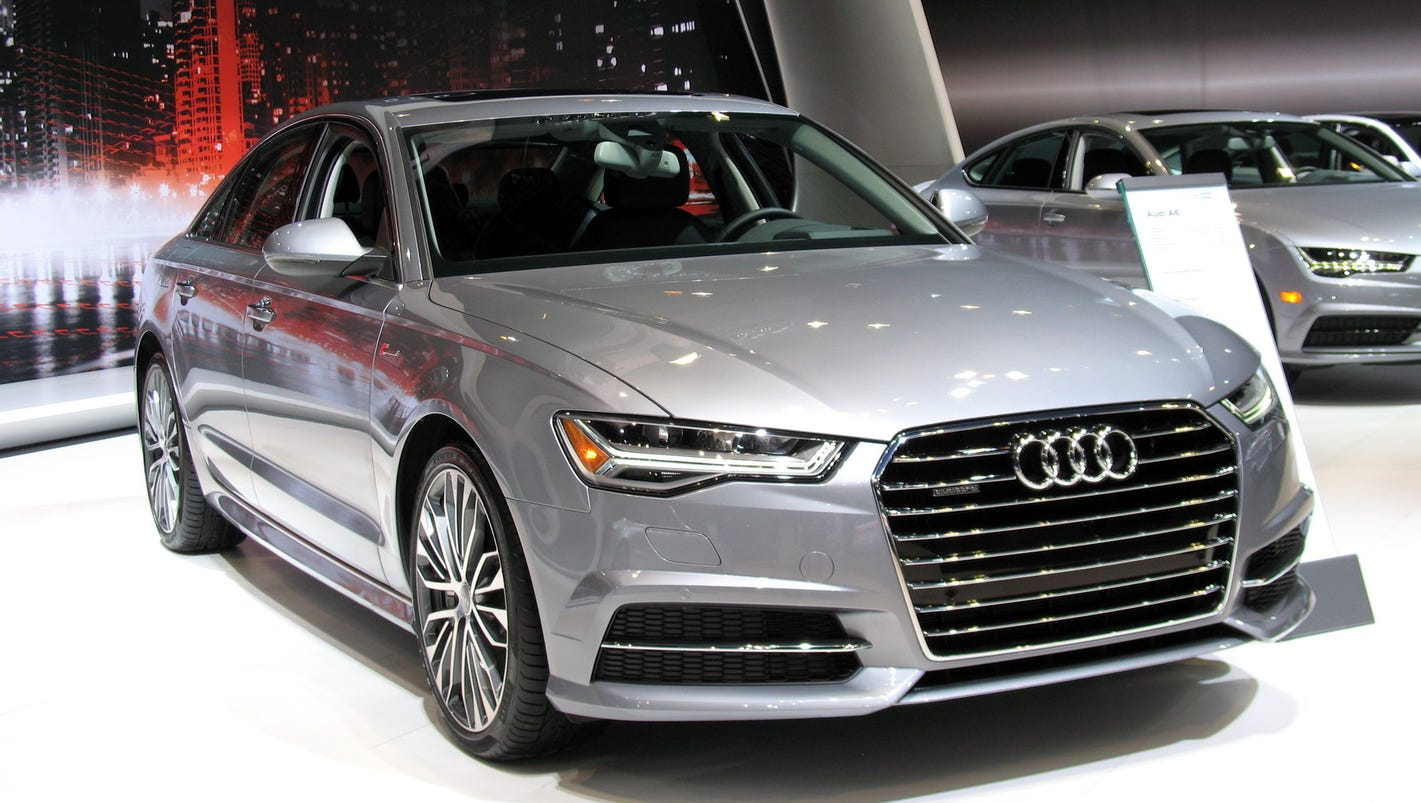 2015 audi a6 sedan is refined sophisticated. Black Bedroom Furniture Sets. Home Design Ideas