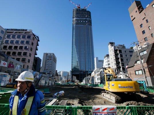 AP Japan Economy