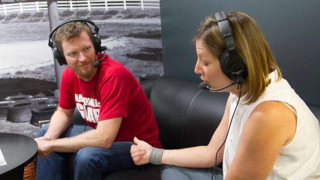 Dale Jr Sister Share Earnhardt Stories On Podcast The pair spent christmas eve and new year's eve together, and appear to be extremely happy! dale jr sister share earnhardt