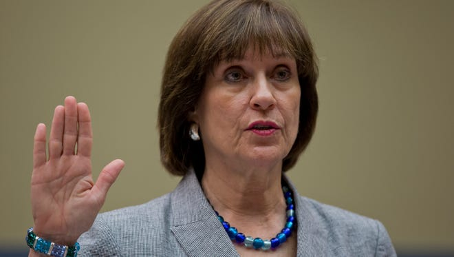 IRS official Lois Lerner appeared before Congress in May but cited her Fifth Amendment right to refuse to answer questions about the agency's targeting of Tea Party groups.