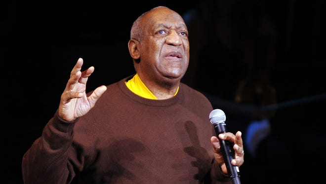 A 2010 photo of Bill Cosby performing at 'A Celebration of Paul Newman's Hole in the Wall Camps' in New York.