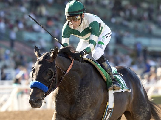 Mor Spirit is trained by Bob Baffert, who has won eight Haskell Invitational's over the years.