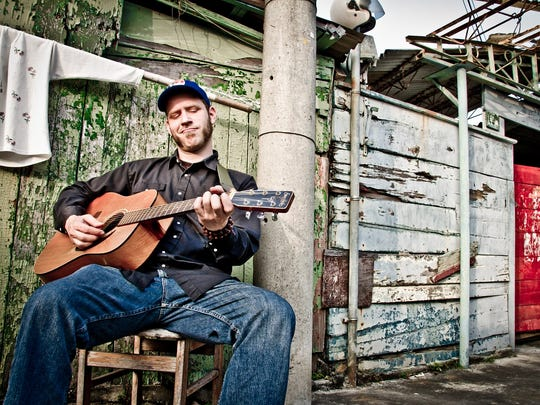 Scott Cook performs April 5 in the dinner folk music concert series at White Gull Inn.