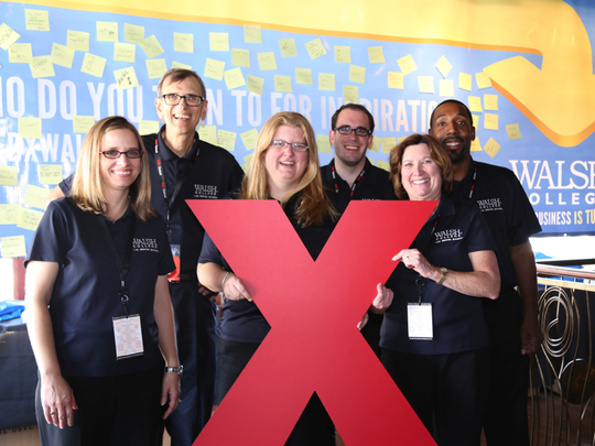 Walsh College students and faculty share their enthusiasm ahead of TEDxDetroit 2015.