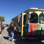 Pensacola Beach leaders struggle to adjust trolley schedule ahead of ferry service arrival