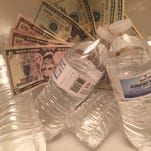 Consumers warned of potential scams regarding charitable contributions to help Flint residents deal with the water crisis.