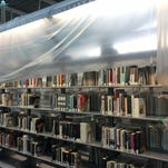 No timeline for when Burton Barr library will reopen after storm damage