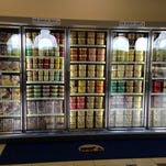 Excitement builds as the Blue Bell production plant in Brenham, Texas, nears