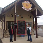 Maria Alvarez and Raul Blanco, co-owners of Garas Empanadas, opened the restaurant several weeks ago.