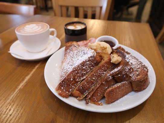 French Toast at Dottie Audrey's Bakery & Kitchen in