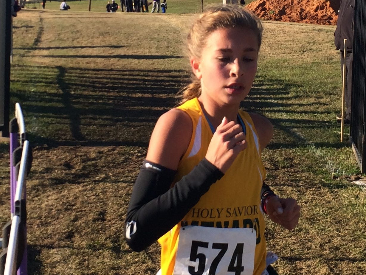 natchitoches state cross country meet in fort