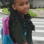 Kaniyah, who will turn 10 on Aug. 28, was born on Interstate 59 as her mother and family were evacuating New Orleans before Hurricane Katrina.