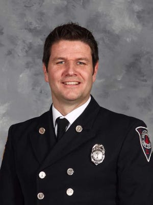 Indianapolis Fire Department Capt. Brian T. White.