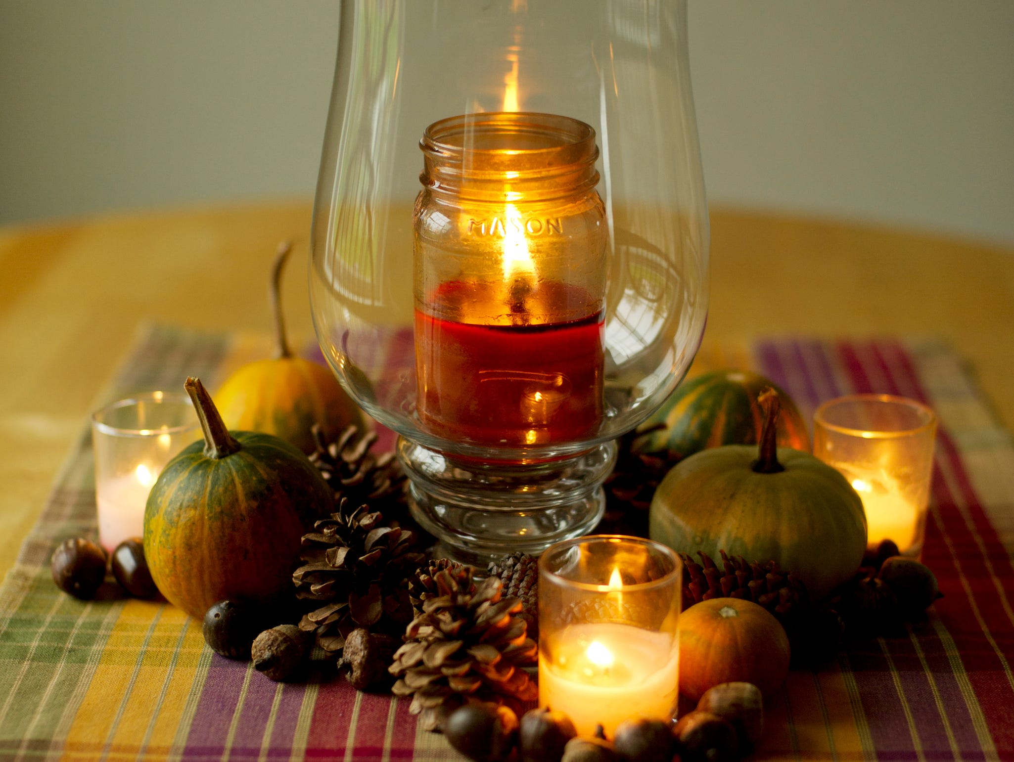 From harvest to holiday, how to get the most of your decor this season.