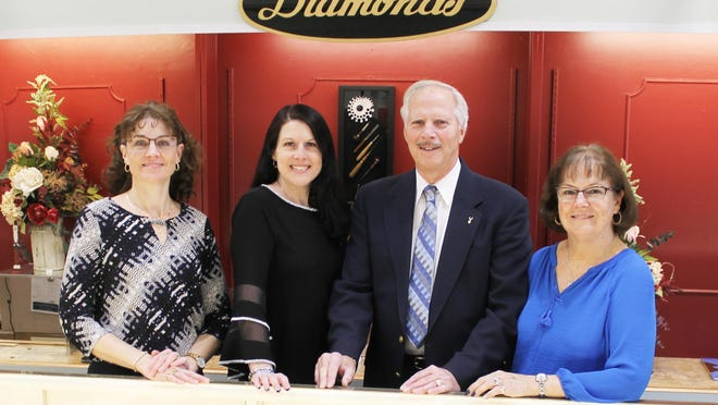 Laura (Culy) Trajanowski and Alissa (Culy) Persails are the third-generation owners of Culy's Jewelry, which they bought from their parents Jeff and Kathy Culy, as of Jan. 1.