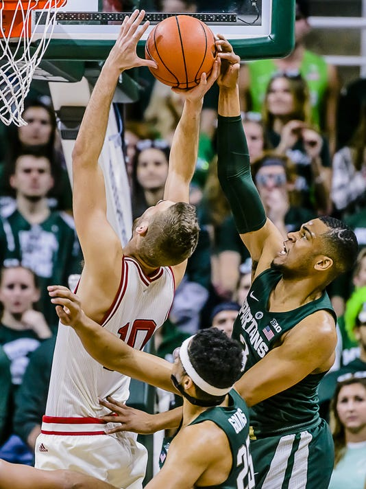 MSU vs Nebraska Men's Basketball