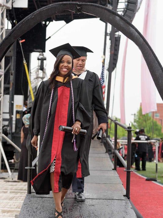 WIL 0518 DSU Graduation