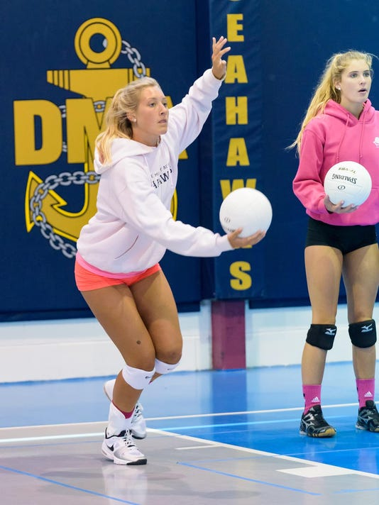 WIL 0827 DMA volley