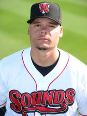 38 BRUCE MAXWELL ... Catcher ... Bats right, throws right ... Age 25 ... Batted .243 in 96 games for Double-A Midland in 2015 ... Entering his fifth professional season, has batted .258 in 371 minor-league games.