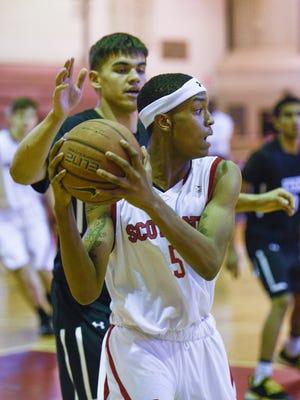 Scotland's Lamar Talley will join the Shippensburg University men's basketball team as a part of the 2016-2017 freshman class.