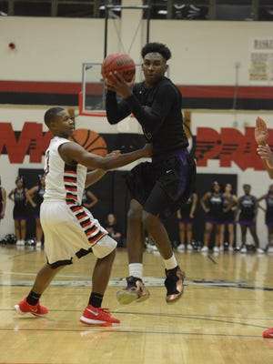 Haywood's Tristan Jarrett was named to the All-West Tennessee First Team last year.