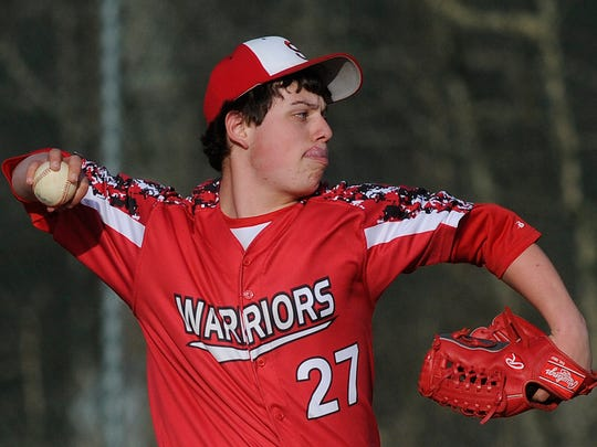 Josh Bobbitt is part of a solid Susquehannock pitching staff.