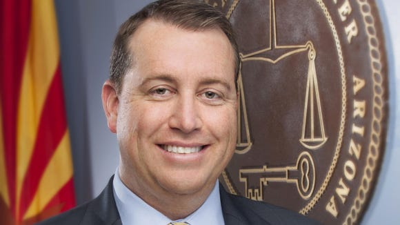 Arizona State Treasurer Jeff DeWit